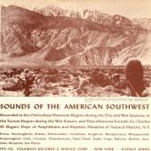 Various Artists - Chiricahua Mountain Region: Sounds of the Wet Season
