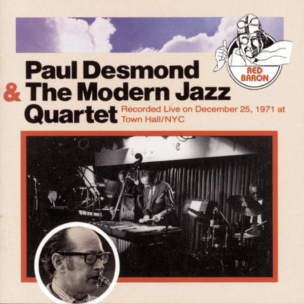 paul desmond quartet live