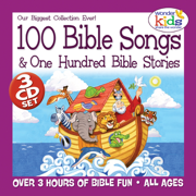 100 Bible Songs & 100 Bible Stories - The Wonder Kids - The Wonder Kids