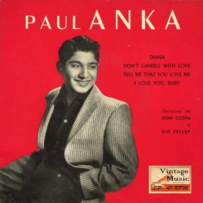 Vintage Pop No.22 - EP - Paul Anka