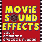 Movie Sound Effects - Jungle ambience x6