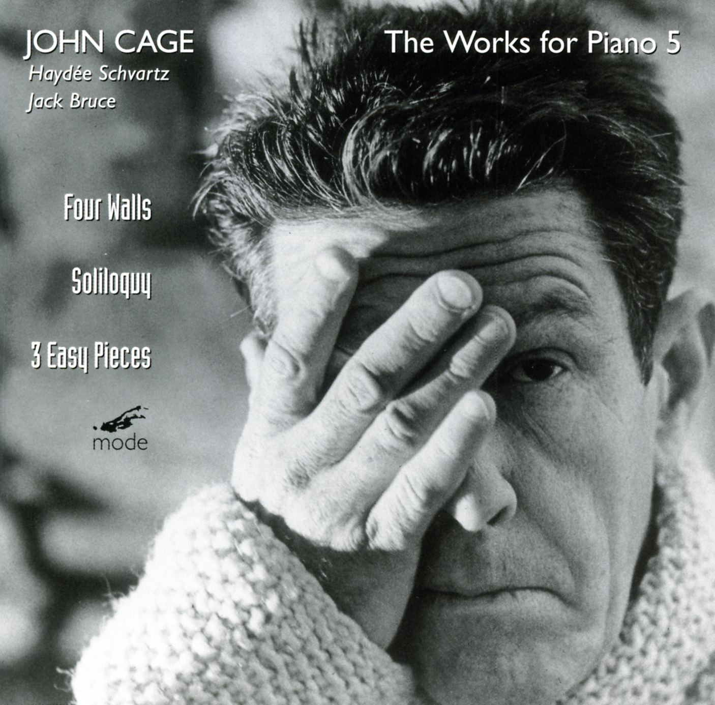 Cage: The Works for Piano, Vol.  5