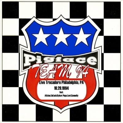 Pigface - Live, Trocadero Philadelphia, PA, 10/29/1994 - Pigface