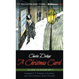 Charles Dickens' a Christmas Carol: A Radio Dramatization audiobook
