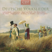 Deutsche Volkslieder, Vol. 7