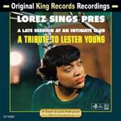 Lorez Alexandria - D.B. Blues (Original King Recording)
