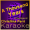High Frequency Karaoke - A Thousand Years (In the Style of Christina Perri) [Karaoke Instrumental Version]