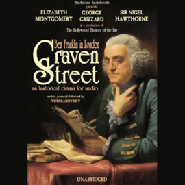 Craven Street: Ben Franklin in London (Unabridged) audiobook