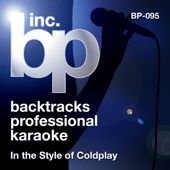 Warning Sign (Karaoke Instrumental Track)[In the Style of Coldplay] - Backtrack Professional Karaoke Band