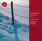 Saint Louis Symphony Orchestra & Leonard Slatkin - Sympohny No. 8 Shostakovich