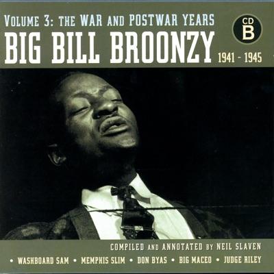 Volume 3: The War and Postwar Years 1941 - 1945 - Big Bill Broonzy