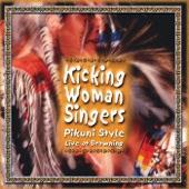 Kicking Woman Singers - Intertribal Song: 1