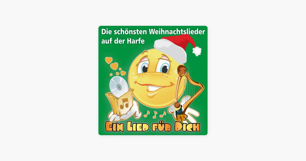 """Die Schönsten Weihnachtslieder Auf Der Harfe"""" von Ein Lied für Dich ..."""