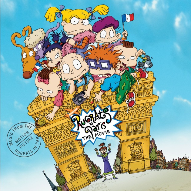 Rugrats Dog Life: The Movie (Music From The Motion