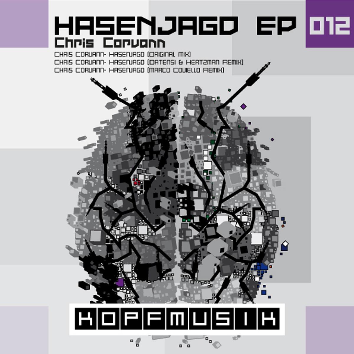 Hasenjagd - EP