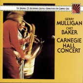 Gerry Mulligan/Chet Baker - For An Unfinished Woman (Album Version)