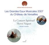 HANDEL - Le Concert Spirituel, Niquet - Water Music Suite II
