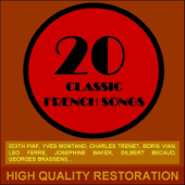 20 Classic French Songs (Remastered)
