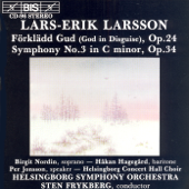 Larsson: Forkladd Gud (God In Disguise) - Symphony No. 3