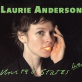 Laurie Anderson - Difficult Listening Hour (excerpt)