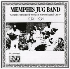 Memphis Jug Band (1932-1934)