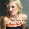 Justyna Kelley - Fall Into You artwork