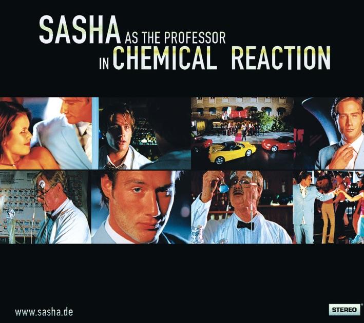 chemical reaction ep by sasha on itunes - Sarah Connor Lebenslauf