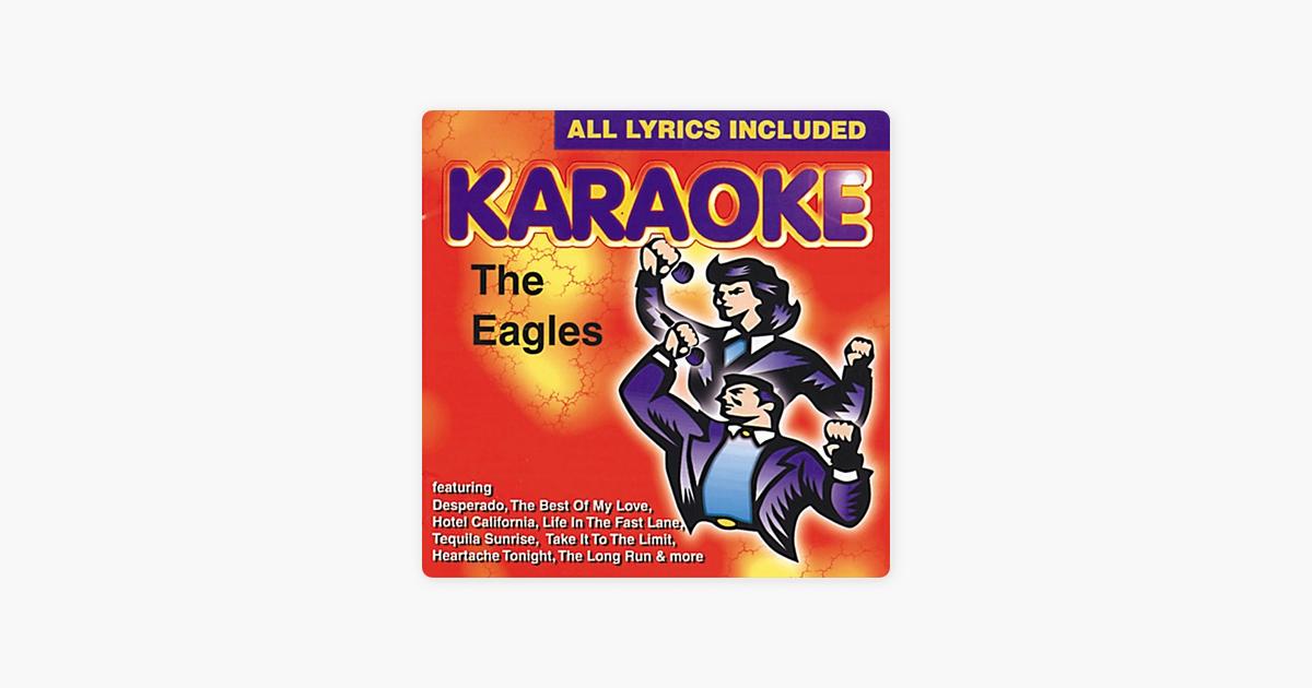 Karaoke: The Eagles by The Karaoke Tribute Band