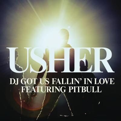 DJ Got Us Fallin' In Love (feat. Pitbull) - Usher song