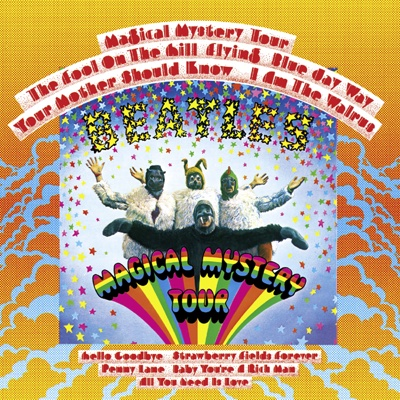 Magical Mystery Tour - The Beatles album