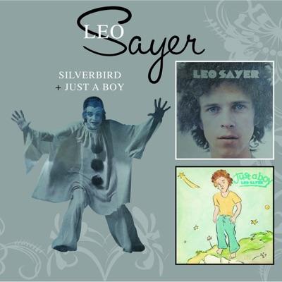Silverbird / Just a Boy (Bonus Track Version) - Leo Sayer