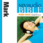Pure Voice Audio Bible - New International Version, NIV (Narrated by George W. Sarris): (30) Mark (Unabridged)