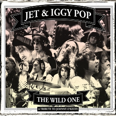 The Wild One - A Tribute to Johnny O'Keefe - EP - Iggy Pop