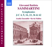 Symphony in A major: Presto artwork