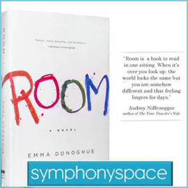Thalia Book Club: Emma Donoghue's 'Room' audiobook