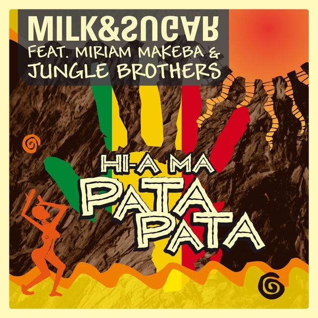 Hi-A Ma (Pata Pata) [feat. Miriam Makeba & Jungle Brothers] - EP
