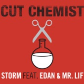 Cut Chemist - Storm [Featuring Edan and Mr. Lif]