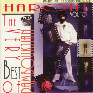 Harout Pamboukjian - Very Best of Harout Pamboukjian, Vol. 10 (Vinyl,Re-mastered)