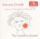 Dvorak, A.: Echo of Songs (Arr. of Cypresses for String Quartet) - String Quartet No. 13 (Audubon Quartet)