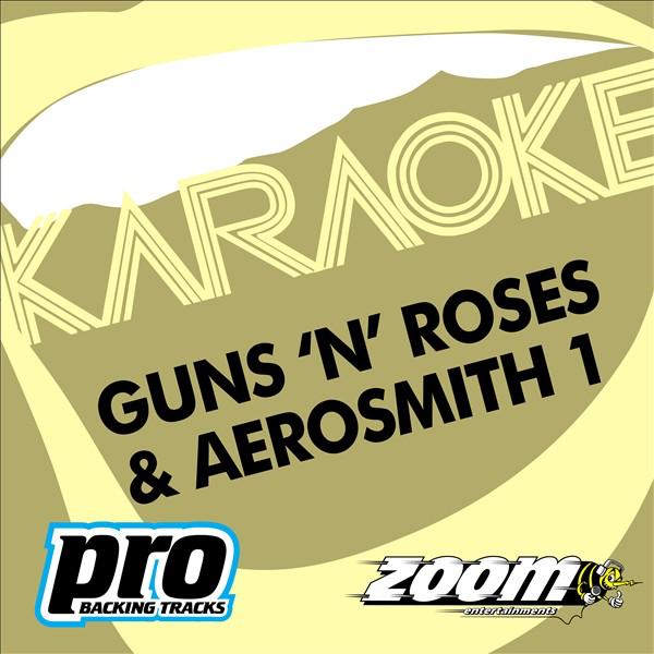 Zoom Karaoke: Guns 'N' Roses & Aerosmith, Vol  1 (Karaoke Version) by Zoom  Karaoke on iTunes