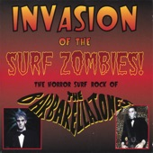 The Barbarellatones - invasion of the surf zombies