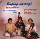 Singing Sarangi of Sultan Khan