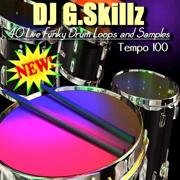 Live Drum Loop 30