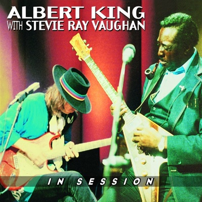 In Session (With Stevie Ray Vaughan) [Remastered] - Albert King album