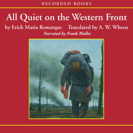 All Quiet on the Western Front (Unabridged) audiobook