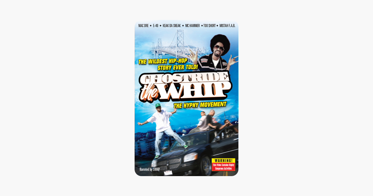 Ghostride the Whip on iTunes