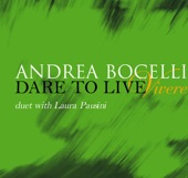 Dare to Live (Vivere) [With Laura Pausini] - Single