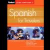 Living Language - Fodor's Spanish for Travelers (Original Staging Nonfiction) artwork