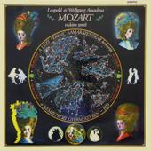 Leopold és Wolfgang Amadeus Mozart vidám zenéi (Hungaroton Classics)