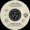 Chaka Khan - Through the Fire artwork